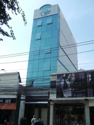SAO SÁNG XANH BUILDING - 189 Hai Bà Trưng Q,1